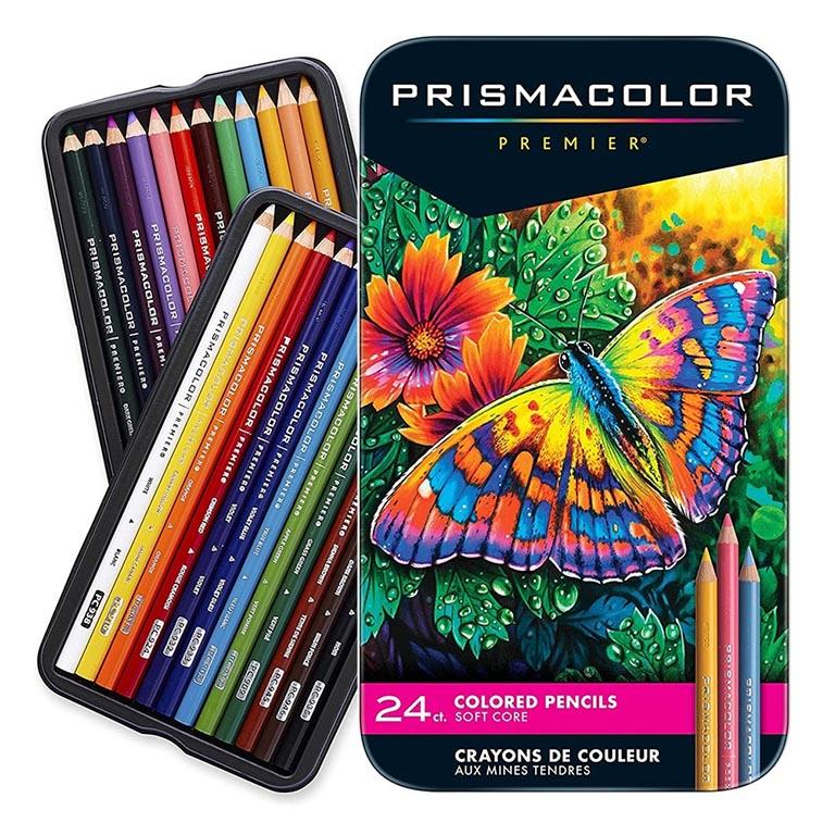 مداد رنگی پریمیر از برند پریسماکالر